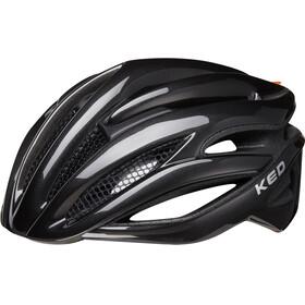 KED Wayron casco per bici nero